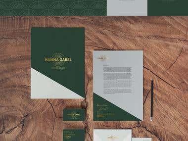 Hanna Gabel Branding