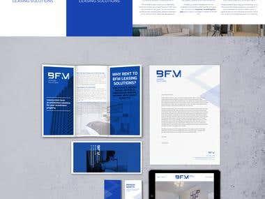 BFM Leasing Solutions Branding