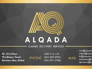 "Fb Cover for ""ALQADA"" - In Dubai"