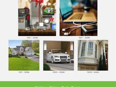 Website Design for property