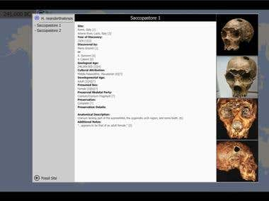 Story of Sapiens (Educational Software)