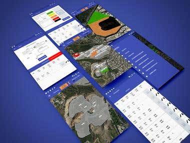 Area Offline App