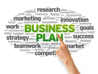 Business Plan Writing Expert