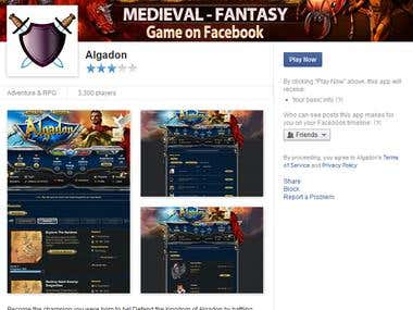 Algadon - Fb Game