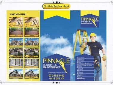 DL Tri Fold Brochure