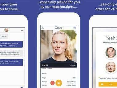 Dating App.
