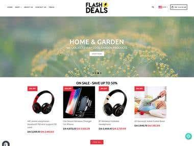 PREMIUM DEALS Shopify Drop-Shipping STORE