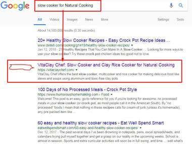 Guaranteed google first page ranking Service