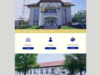 Website primaria-suseni.ro/