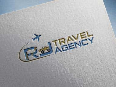 travel agency logo