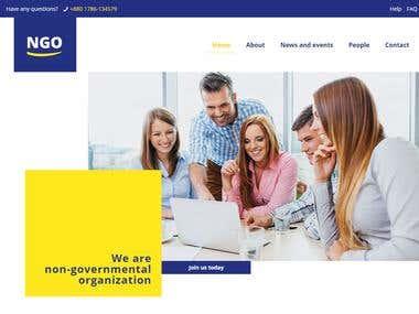 Non-Governmental Organization (NGO), (Full Website)