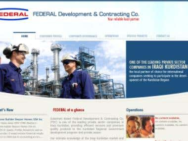 Federal Development & Contracting Co