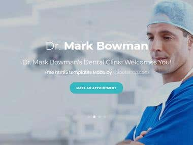 Dr. Mark Bowman