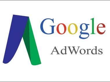 Google Adwords for keyword research and advertising