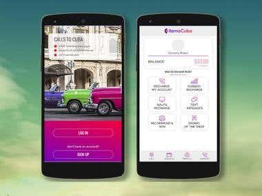 Internet Voice Calling App (VOIP)