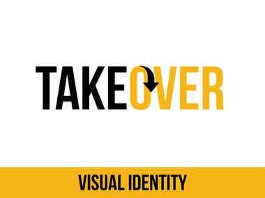 Logo design for TakeOver