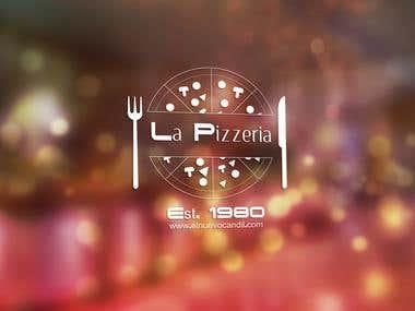 Pizza Logo Concept