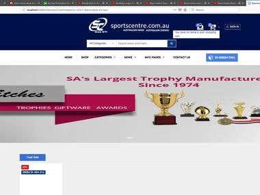 E-Commerce Application in Laravel