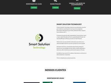 Smart Solution Website