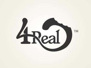 4real logo