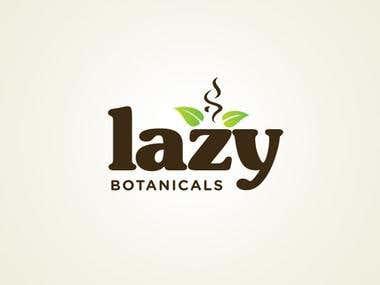 Logo for lazy-botanicals