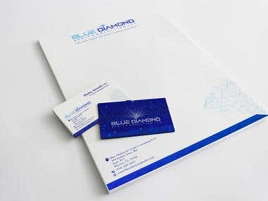 Luxurious Letterhead