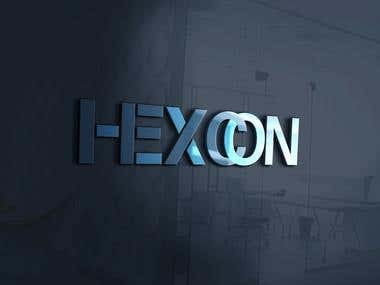 Logo Design for HEXCON