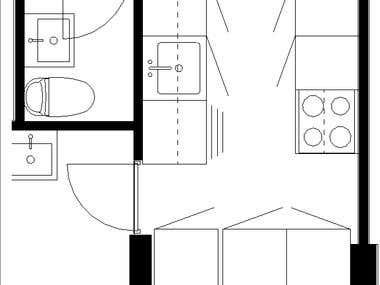 Kitchen & Bathroom detail