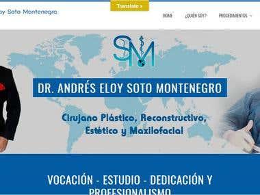 Dr. Andrés Eloy Soto Montenegro.