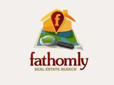 fathomly logo