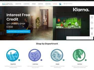 online shopping, livestock, London