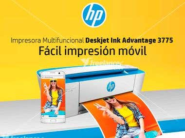Work for HP Latin America