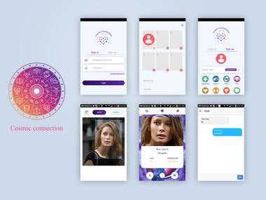 Cosmic Dating app