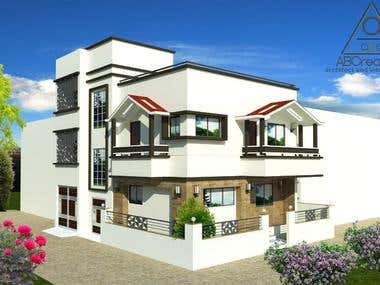 Renovation of villa