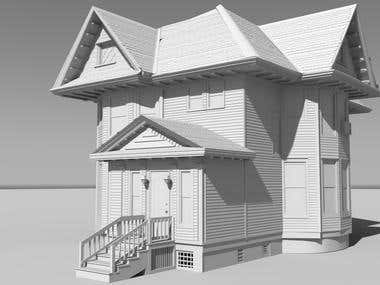 3D Inorganic Modeling