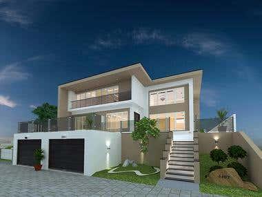 Austrian Villa Design