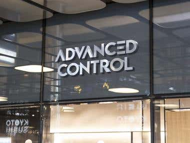 Advanced Control Logo Design