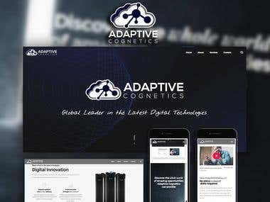 YourWebsiteHQ Project - Adaptive Cognetics