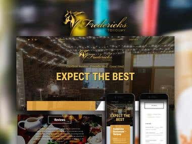 YourWebsiteHQ Project - Fredericks Torquay