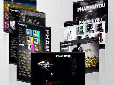 PHAM HUY DU website