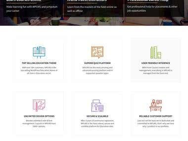 Learning Development Website