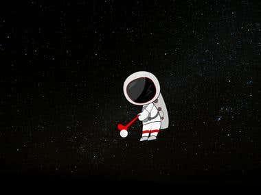 Kawaii Astronaut