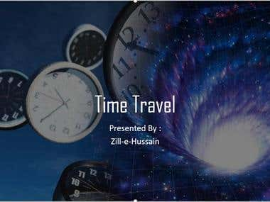 Time Travel Presentation