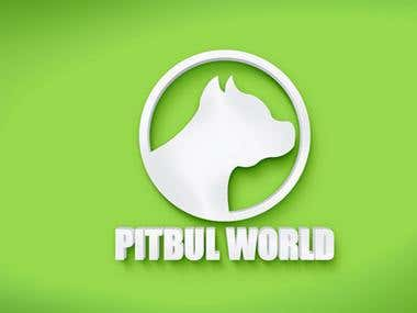 Logo Pítbull World