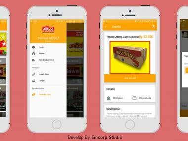Samhook Apps (Shop)