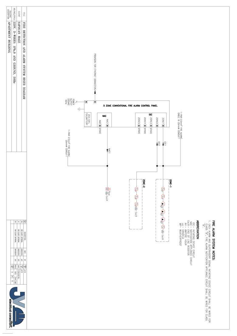 Complete Electrical Design for Apartment bldg. | Freelancer on