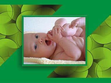 baby photo portfolio