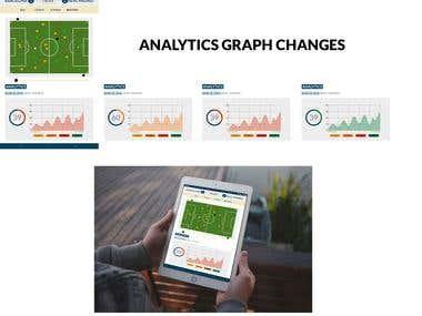 Mobile Sports App Design Template
