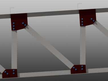 Steel Structure For Cars