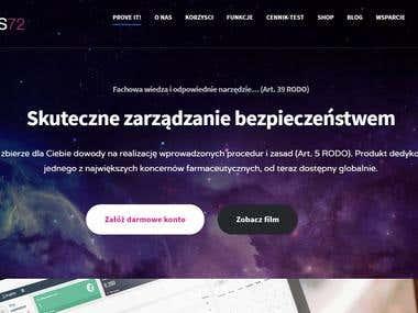 Webdesign full responsive